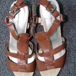 Tommy Hilfiger 2' inch sandal heels